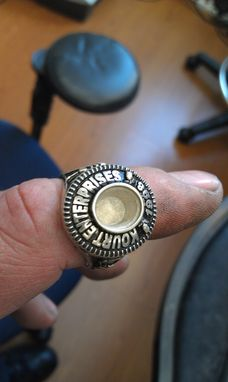Custom Made Auto Restoration Ring