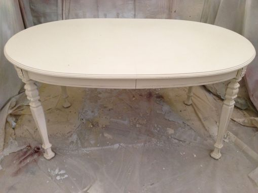 Custom Made French Dining Room Tables
