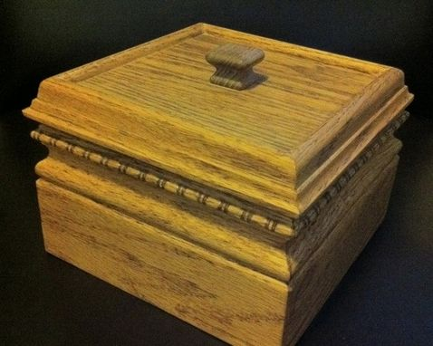 Custom Made Pet Urn