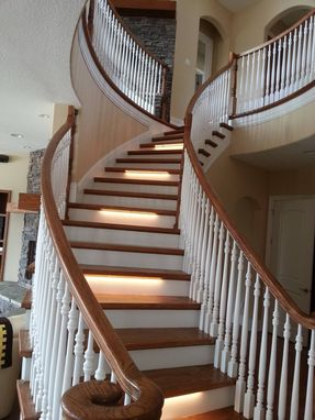 Custom Made Custom Staircases