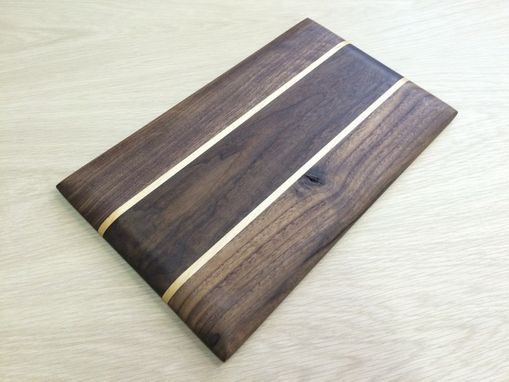 Custom Made Fine Walnut Cutting Board - Engraving Available!