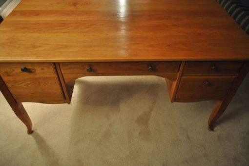Custom Made Cherry Desk - Beautiful Handcrafted
