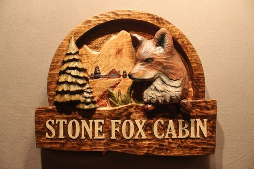 Custom Made Custom Carved Wooden Signs | Handmade Signs | Home Signs | Cabin Signs | Cottage Signs