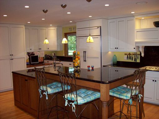 Custom Made Painted Kitchen