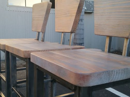 Custom Made Custom Bar Chairs