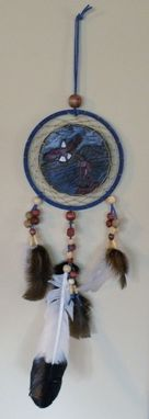Custom Made Iroquoi  Dream Catcher