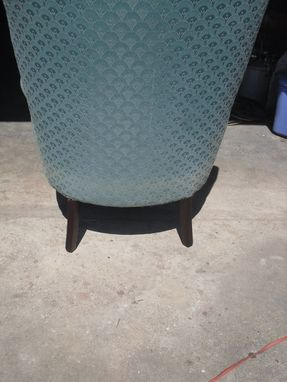 Custom Made Upholstered Chair Legs