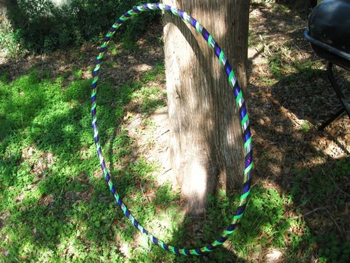 Custom Made Snick Hula Hoop - Collapsible Travel Hula Hoop - Weighted