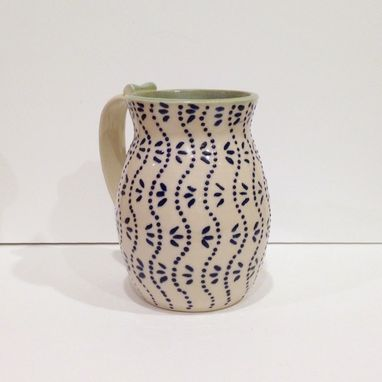 Custom Made Illustrated Mugs