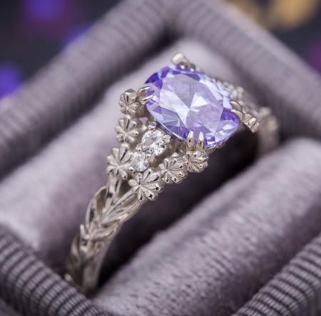 ring antiques custom designed like jewellery engagement at rings antique set cynthia toronto in band vintage wedding design and findlay