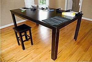 Custom Made Euro Tables