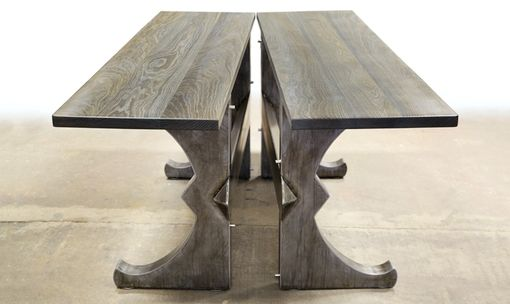 Custom Made The Brooklyn X Dining Table