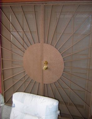Custom Made Security Doors