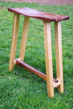 Custom Made Short Stool