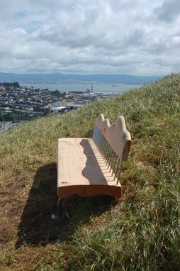 Custom Made Bernal Bench