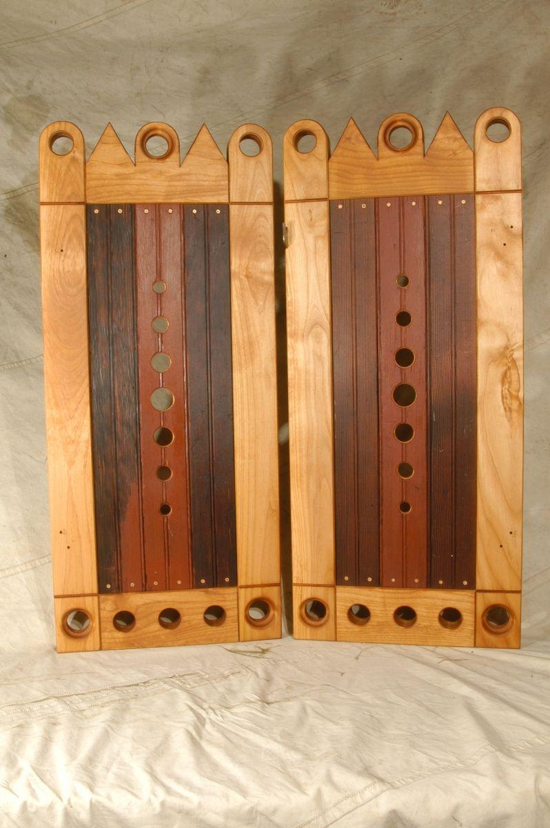 handmade reclaimed wood doors by jetwoodshop custommade