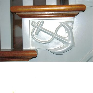 Custom Made Anchor Bracket