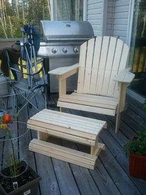Custom Made 'Jakes' Chair