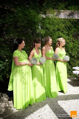 Custom Made Long Convertible Bridesmaids Dresses -- 300 Colors Available!