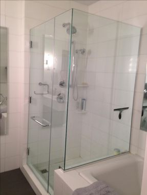 Custom Made Shower Doors