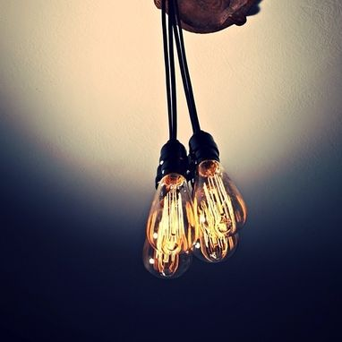 Custom Made Custom Edison Lighting