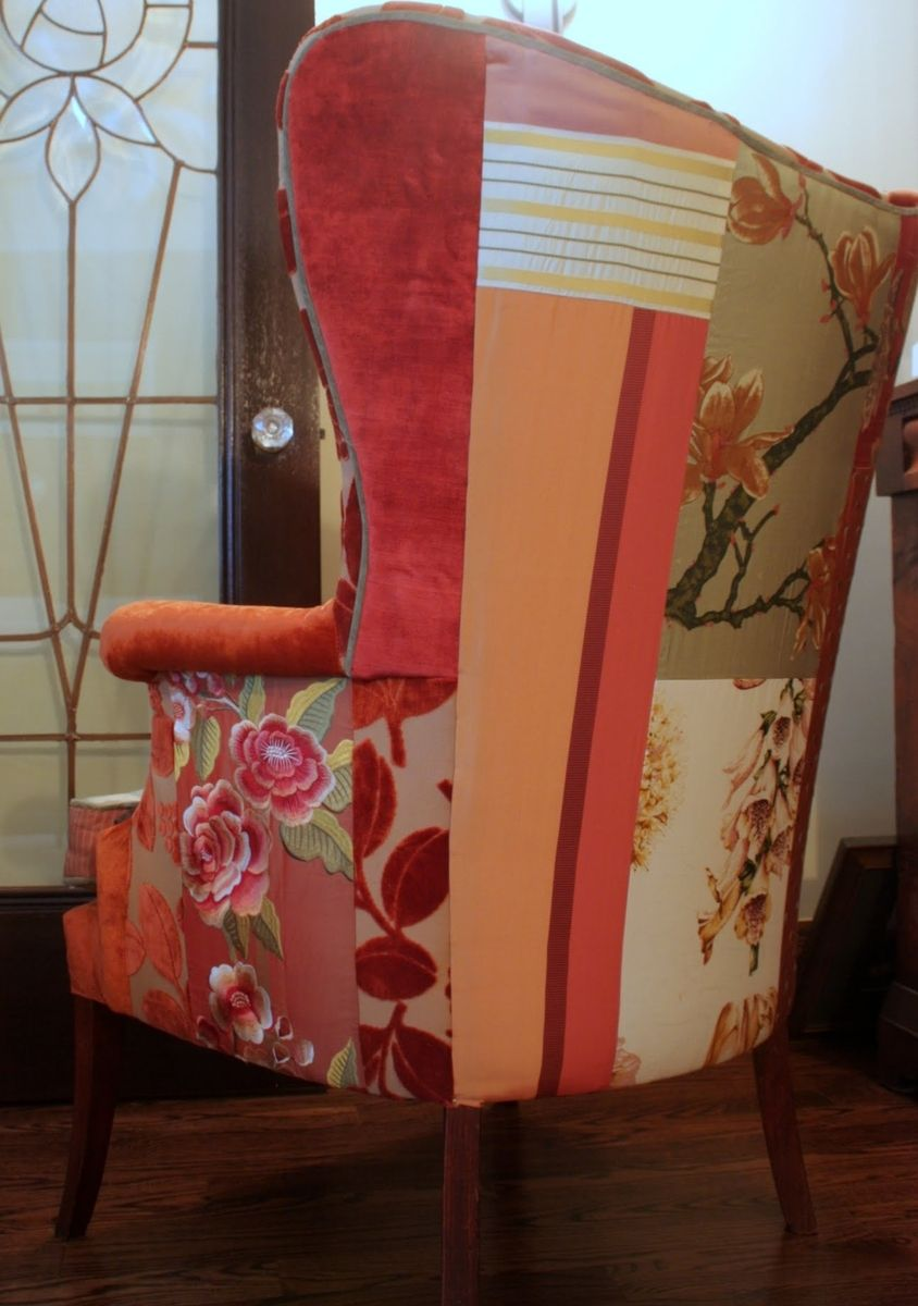 Custom Upholstered Antique Chairs by Jane Hall The Voice Of Style |  CustomMade.com - Custom Upholstered Antique Chairs By Jane Hall The Voice Of Style