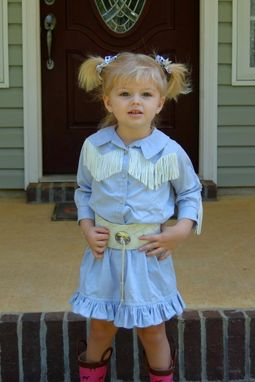 Custom Made Cowgirl / Cowboy Costume