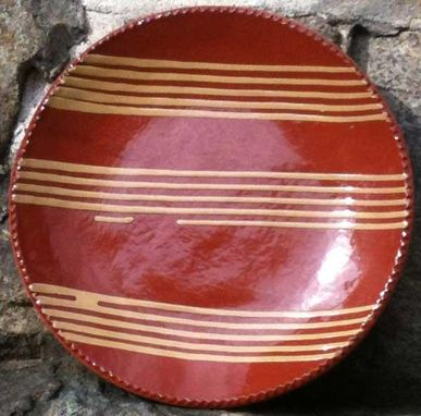 Custom Made Slipware Ceramics, Multiple Lines