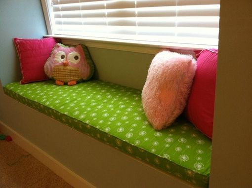 Custom Made Childrens Reading Nook Cushion