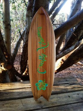 Custom Made Custom Made - Vintage Surfboards - Wall Art