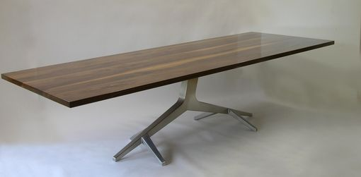 Custom Made Robinia Dining Table