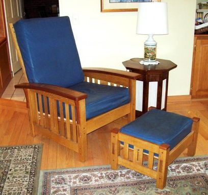 Custom Made Morris Style Chair