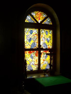 Custom Made Stained Glass Windows And Doors