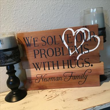 Custom Made 16x11 Cedar- Made To Order, Custom Wood Sign