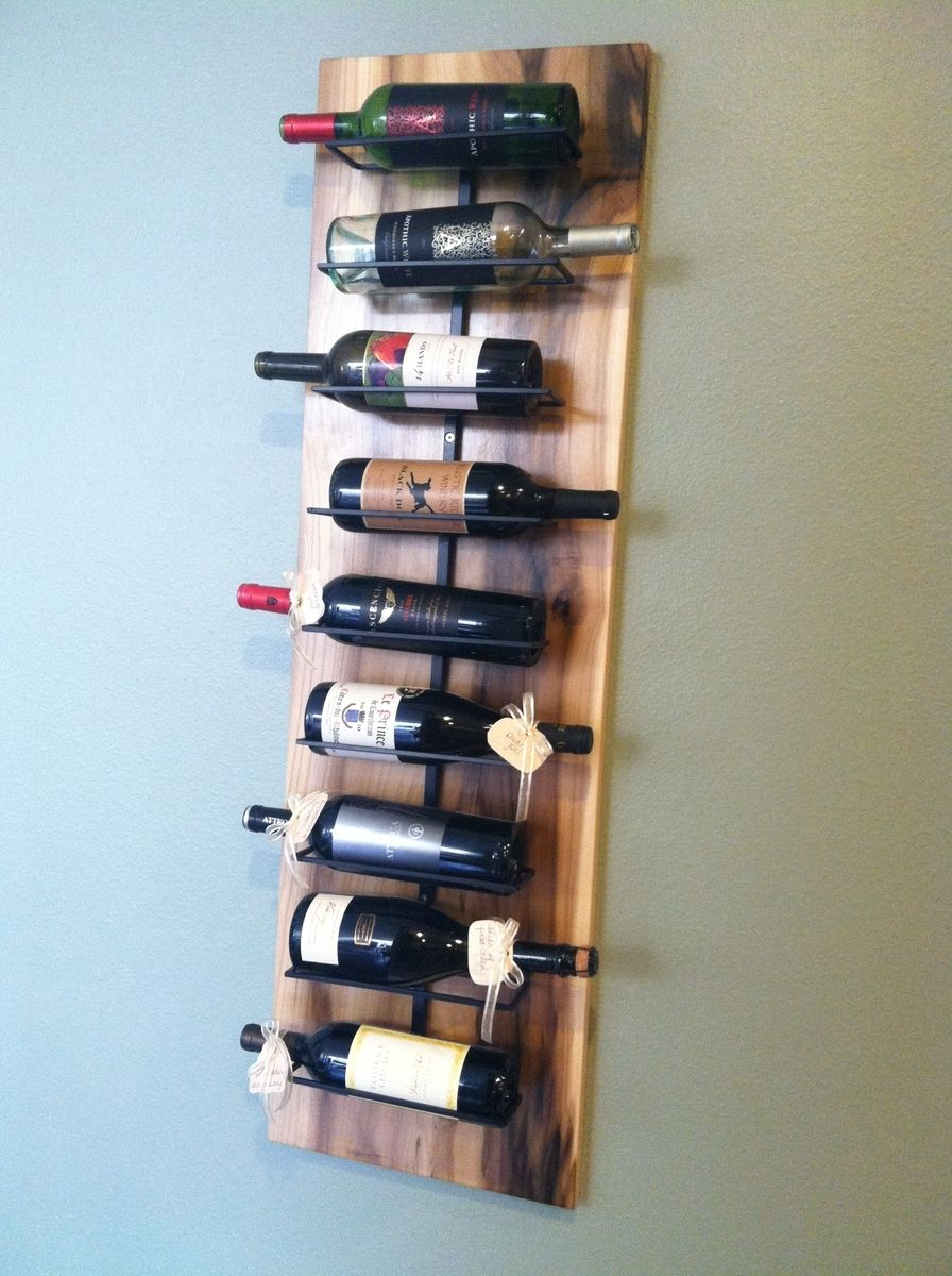 Reclaimed Wood Wine Cabinet Custom Reclaimed Wood Wine Rack By Fama Creations Llc