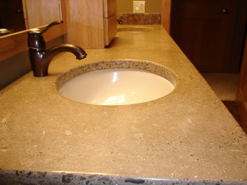 Custom Made Meyer Double Vanity Sink