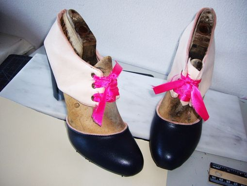 Custom Made Womens Leather Custom Made Shoes