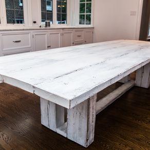 Rustic Dining Tables Custommade Com