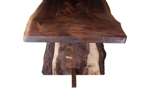 Custom Made Nakashima Style Dinner Table