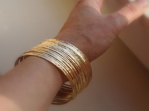 hammered christina copper steward product bracelet of set bangles bangle