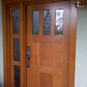 Custom made doors exterior doors for Custom solid wood doors