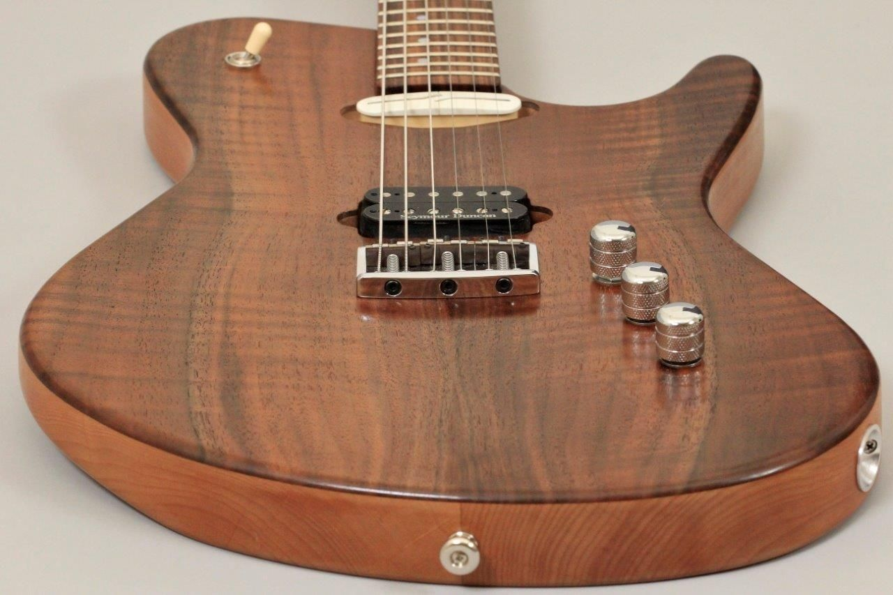 custom made og drop electric guitar by born custom guitars llc. Black Bedroom Furniture Sets. Home Design Ideas