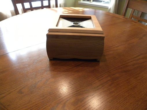 Custom Made Keepsake Box