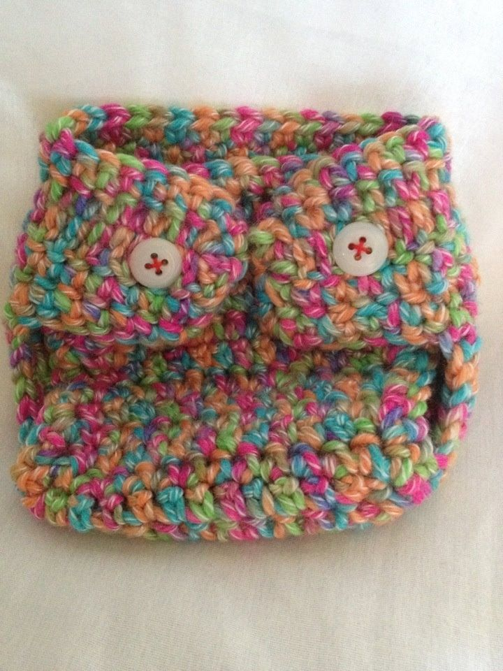 Custom Made Newborn Wool Diaper Cover By Stitches By Megan