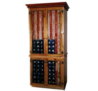 Custom Made Cupboard Country Furniture
