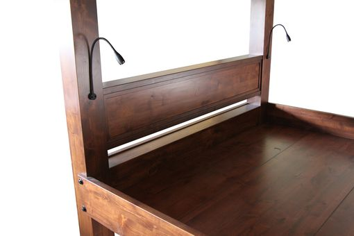 Custom Made King Over King Bunk Bed
