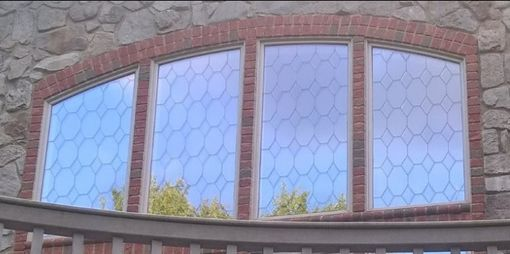 Custom Made Stained Glass Or Leaded Glass