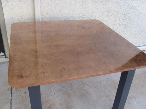 Custom Made Break Down Card Table
