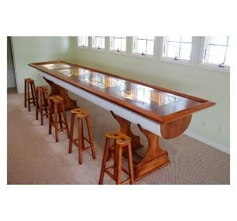 Hand Made Rowing Boat Bar By Custom Furniture Creations