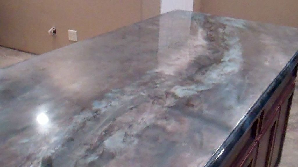 Custom Stone Coat Countertops By